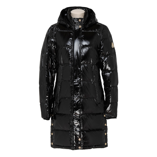 Errington black down jacket