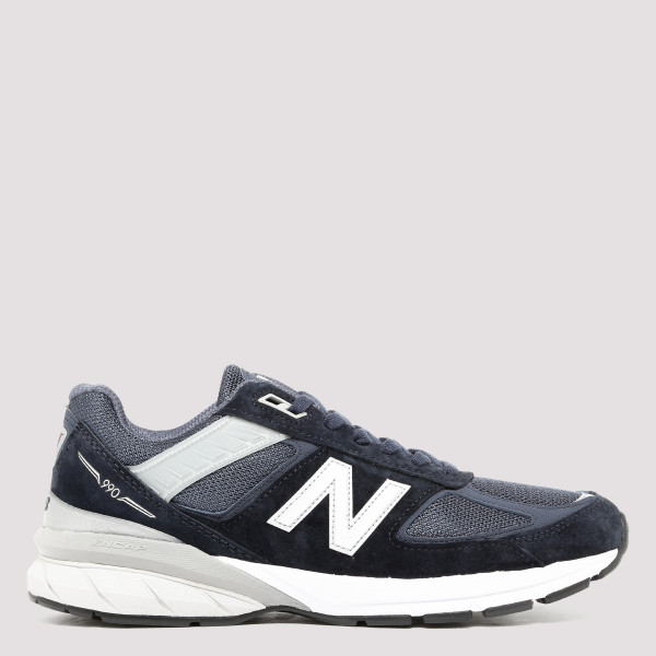 Navy 990 V5 Suede And Mesh...