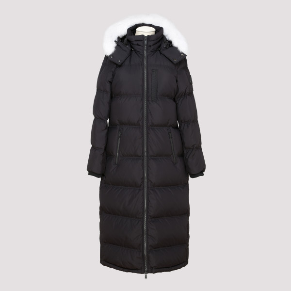 Fox Valley black parka