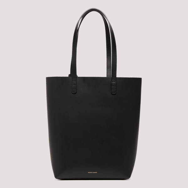 Black leather Everyday tote...