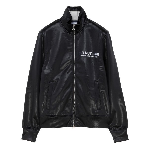 Black Sash Polsh Track Jacket