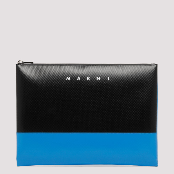 Two tone pouch