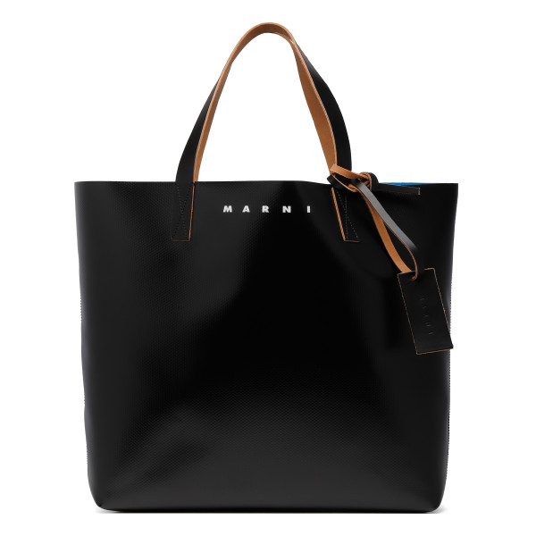 Blue and black Shopping bag