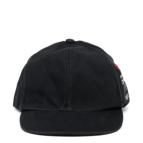 Black Industrial Y013 cap