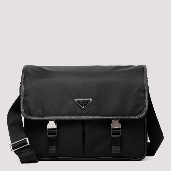 Black Messenger shoulder bag