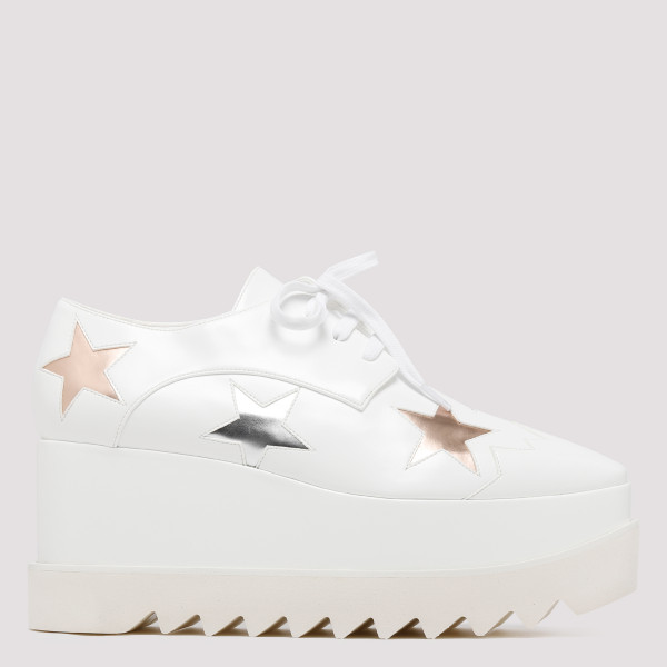 White Elyse Platforms