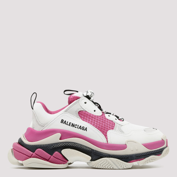 Triple S white and pink...
