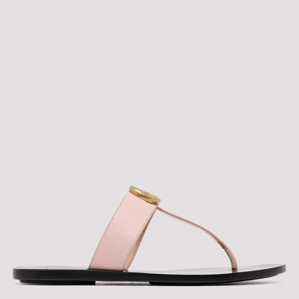 Pink Double G flats