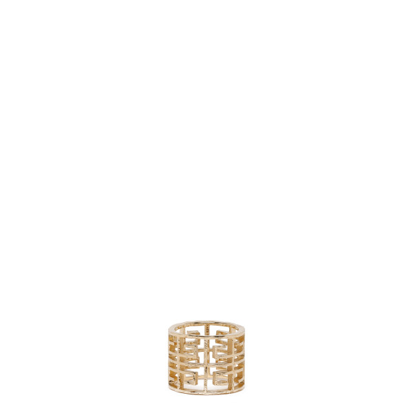 Golden 4G ring