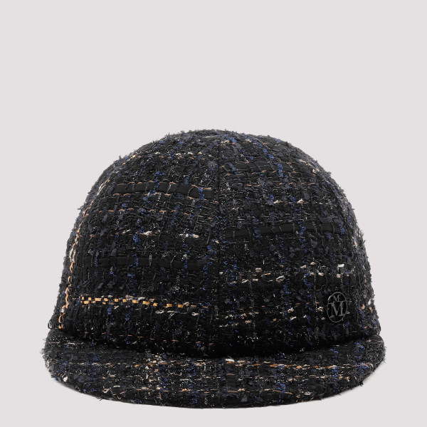 Hailey black and gold tweed...