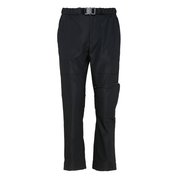 Black casual pants