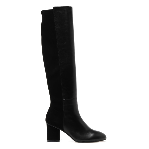 Black Eloise 75 Over the knee boots