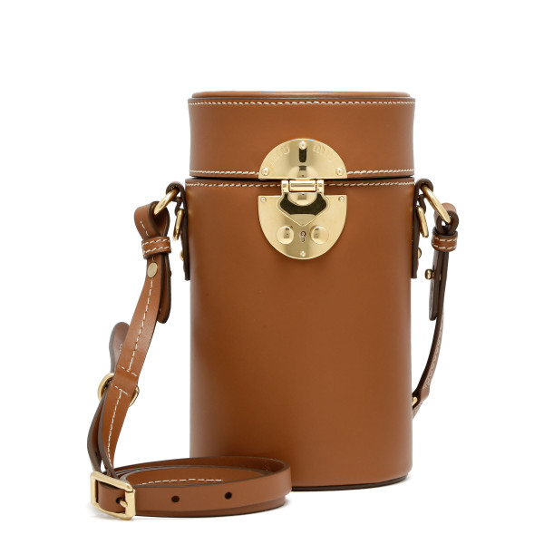 Brown City shoulder bag