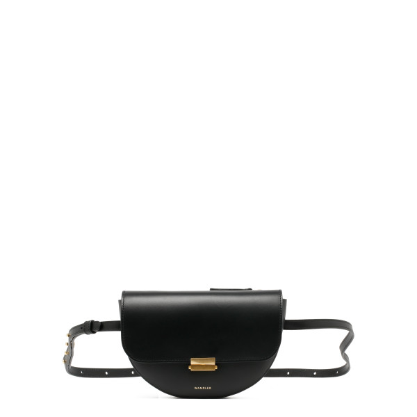 Black Anna Belt bag