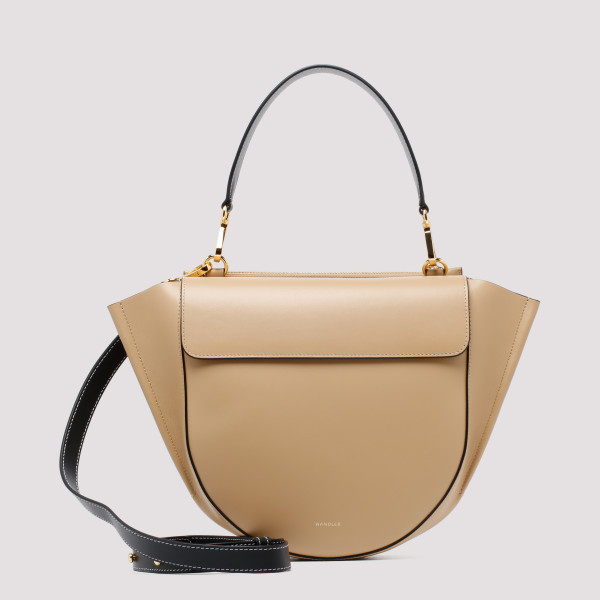 Beige Hortensia Medium Bag
