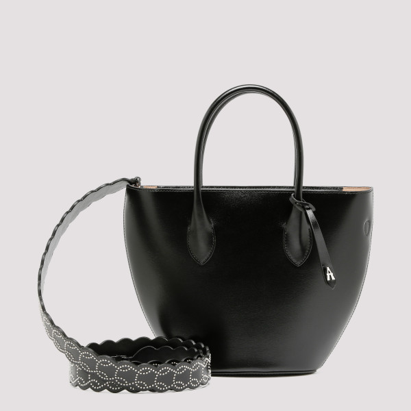Black Latifa tote bag