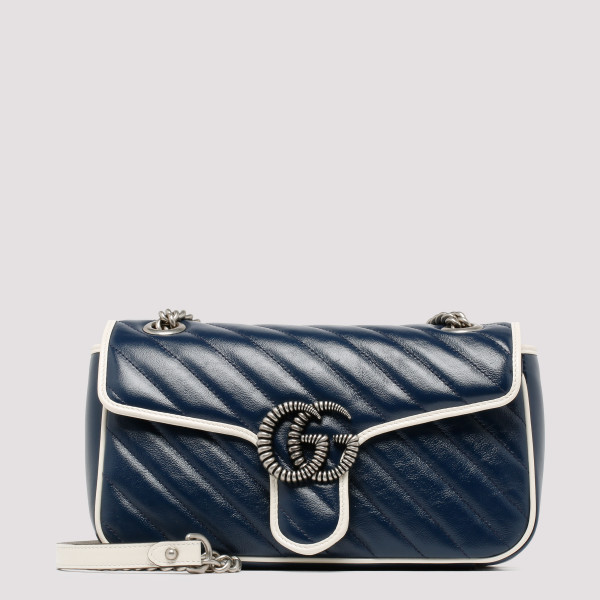 Blue GG Marmont small...