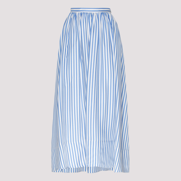 Madie striped skirt
