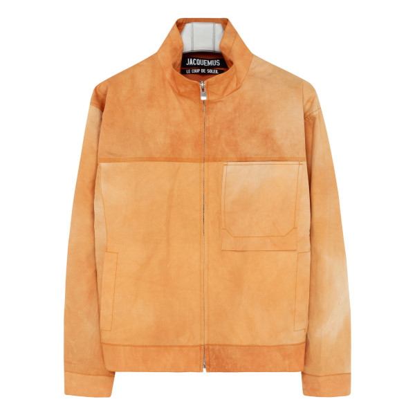 Orange Le blouson Valensole Jacket