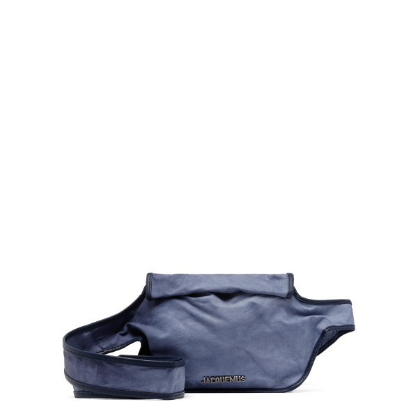 Blue Banane belt bag