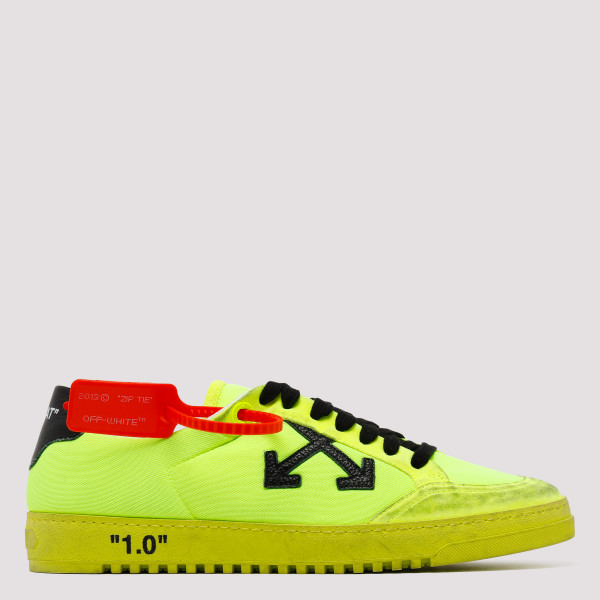 Neon yellow 2.0 low top...
