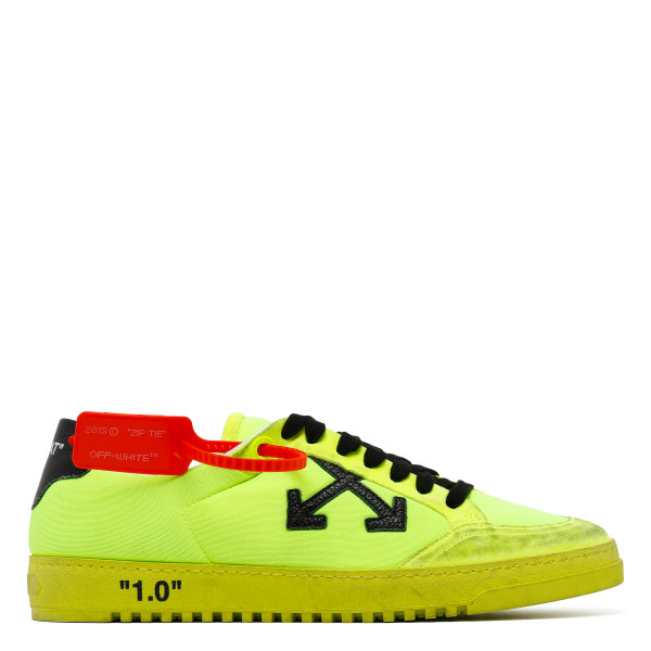 Neon yellow 2.0 low top sneakers