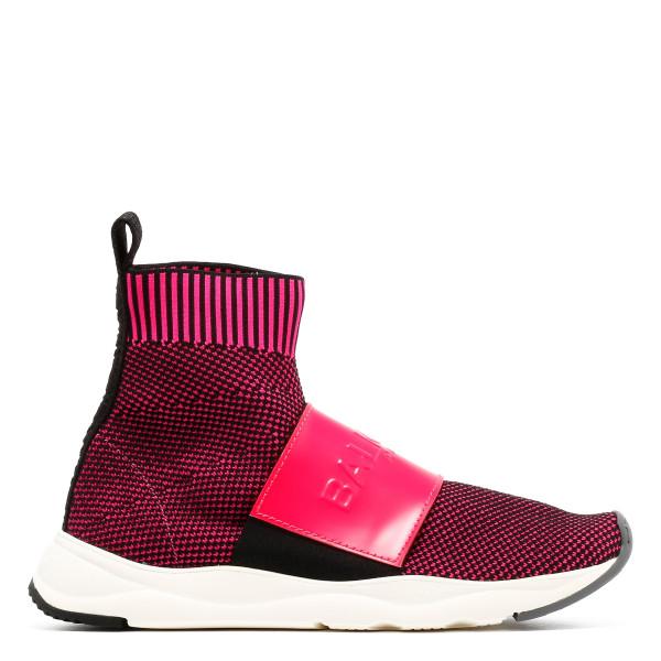 Cameron fuchsia sneakers