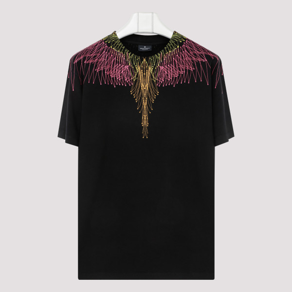 Black and Pink Bezier Wings...