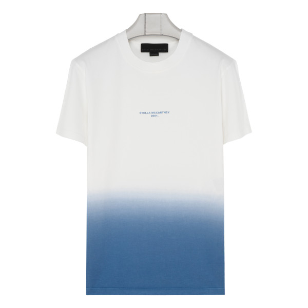 Gradient Effect Logo T-Shirt