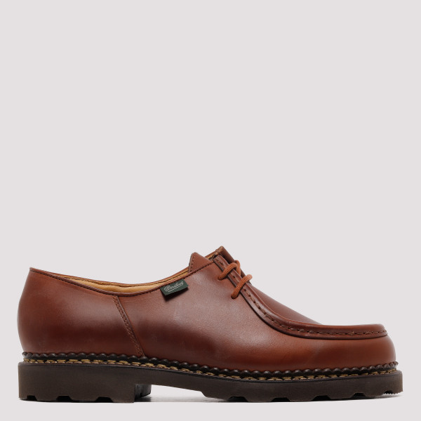 Brown Michael Derby shoes