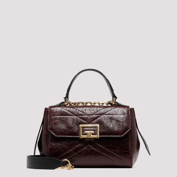 ID burgundy small bag
