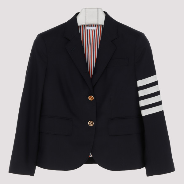 Navy 4 bar blazer