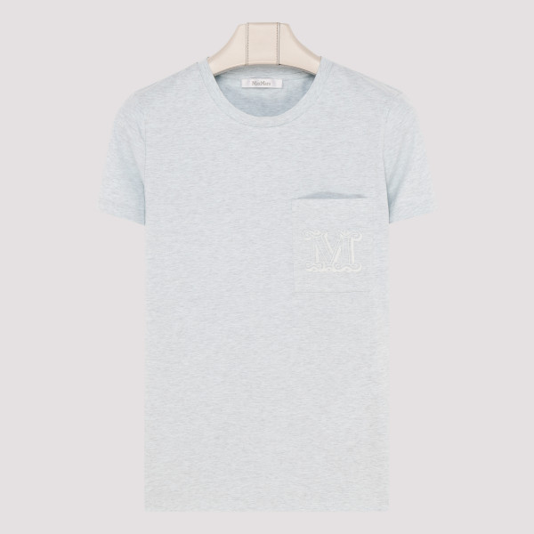 Cotton mélange jersey T-shirt