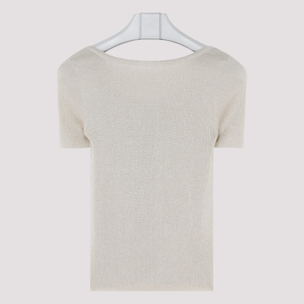 Viscose yarn Fennec T-shirt