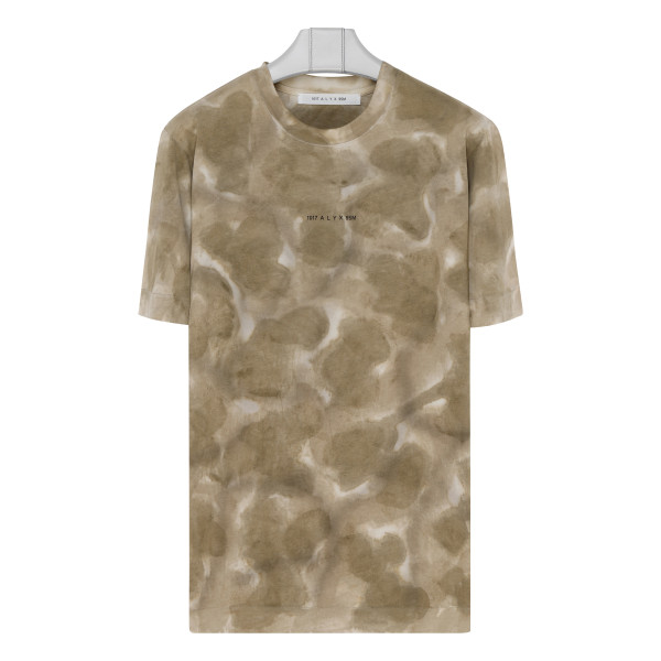 Beige camouflage A Sphere T-Shirt