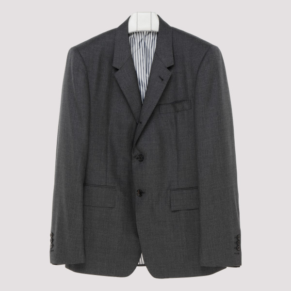 Gray Two Piece Suits