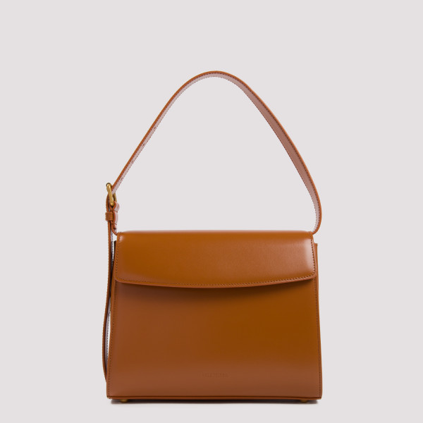 Camel Ghost Medium Shoulder Bag