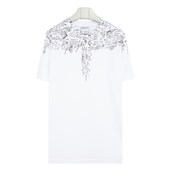 Sketches Wings white T-shirt