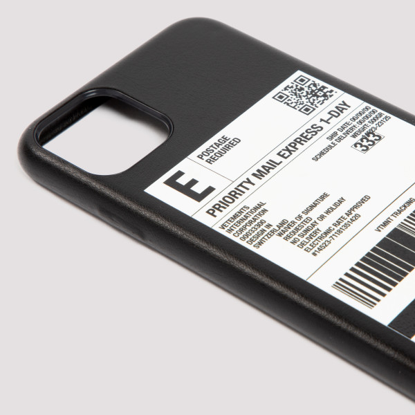 DELIVERY STICKER IPHONE CASE