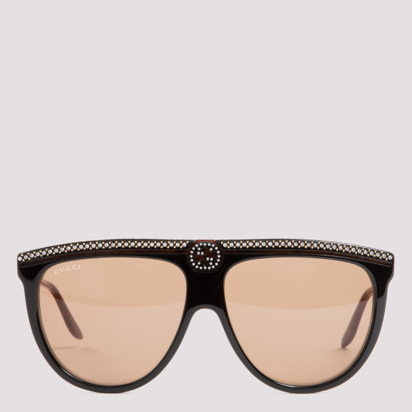 Aviator acetate sunglasses...
