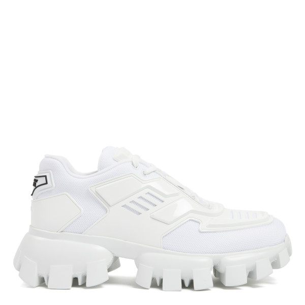 Cloudbust Thunder white sneakers