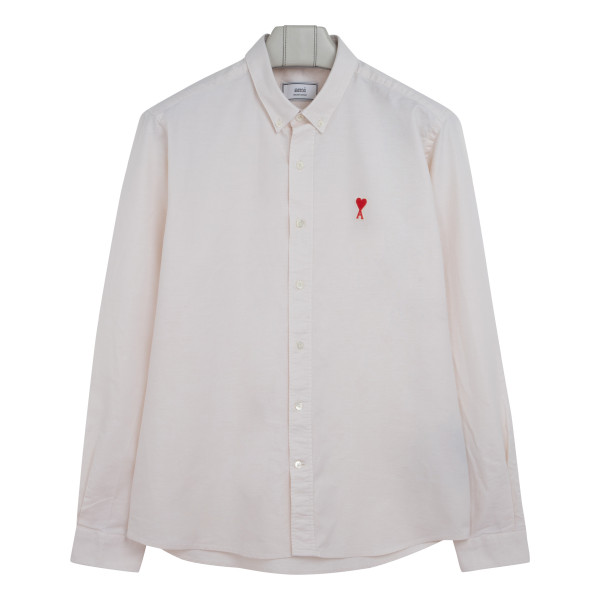 De Coeur button-down off-white shirt