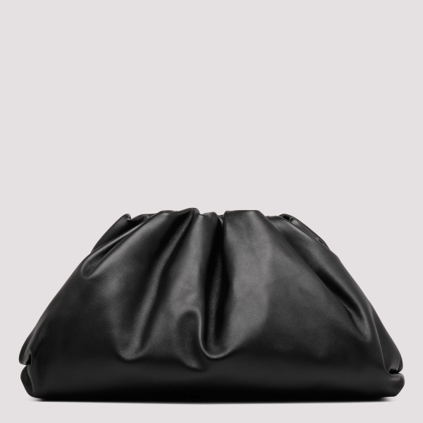 The Pouch black clutch