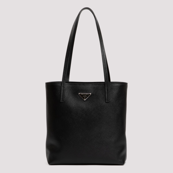 Black Shopper leather bag
