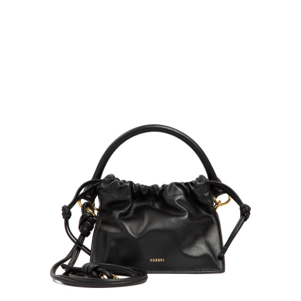 Black mini bom bag