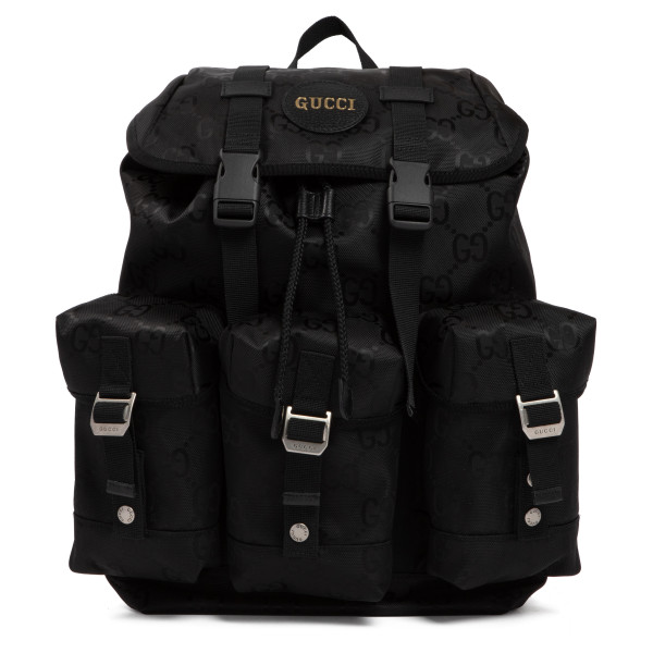 Black Off The Grid backpack