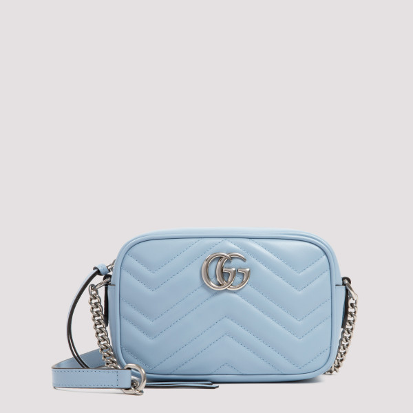 Light blue GG Marmont small...