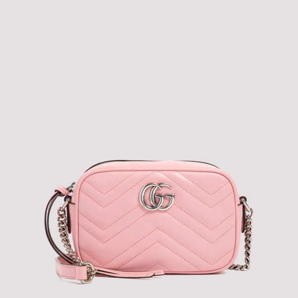 Pink GG Marmont small...