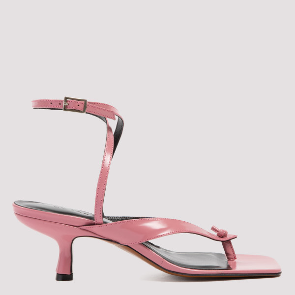 Mindy pink patent leather...