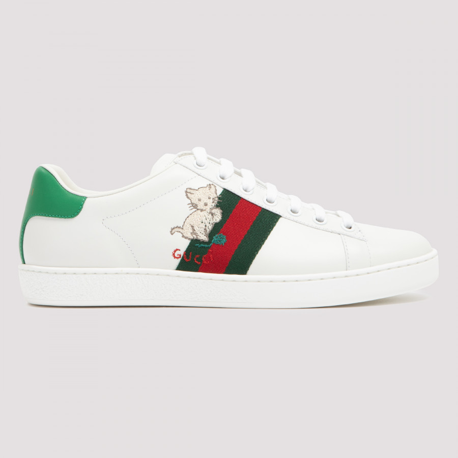 Ace sneakers with Cat